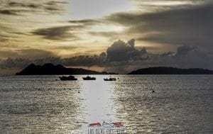 Atardecer de Mayo Islas Cíes - Manuel Herranz