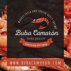 Banner Buba Camarón