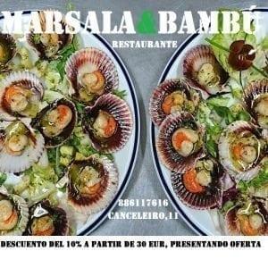 Marsala & Bambú