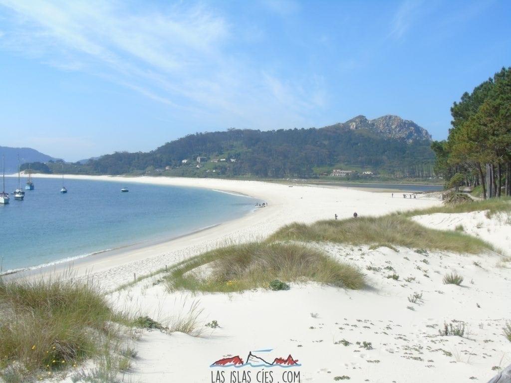 Playa de Rodas - Islas Cíes