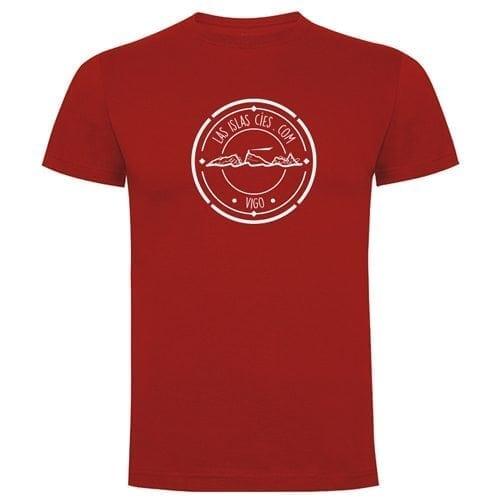 Camiseta Cíes Ref3 frente