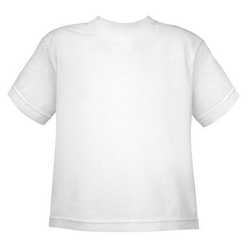 Camiseta Islas Cíes NIÑO_BLANCO trasera
