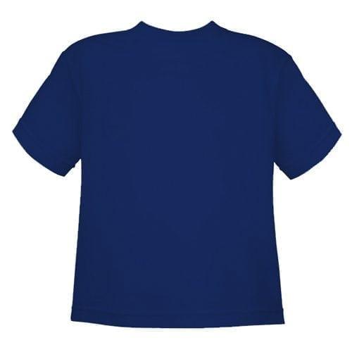 Camiseta Islas Cíes NIÑO_MARINO trasera