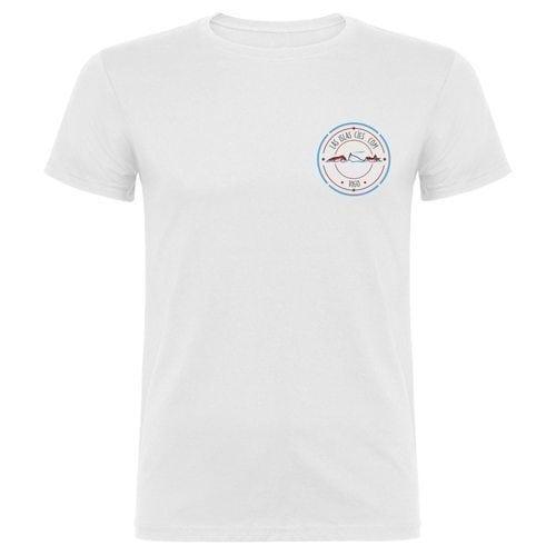 Camiseta Islas Cíes Ref 1 Modelo A Frente