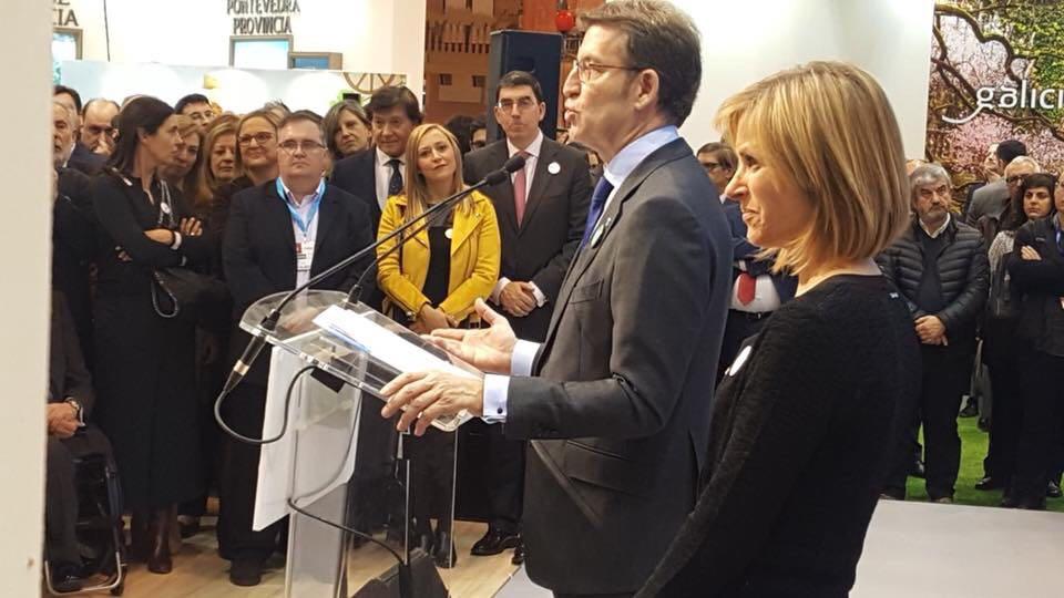 """La candidatura de Cíes-Islas Atlánticas ya está """"en la final"""" para ser Patrimonio de la Humanidad."""