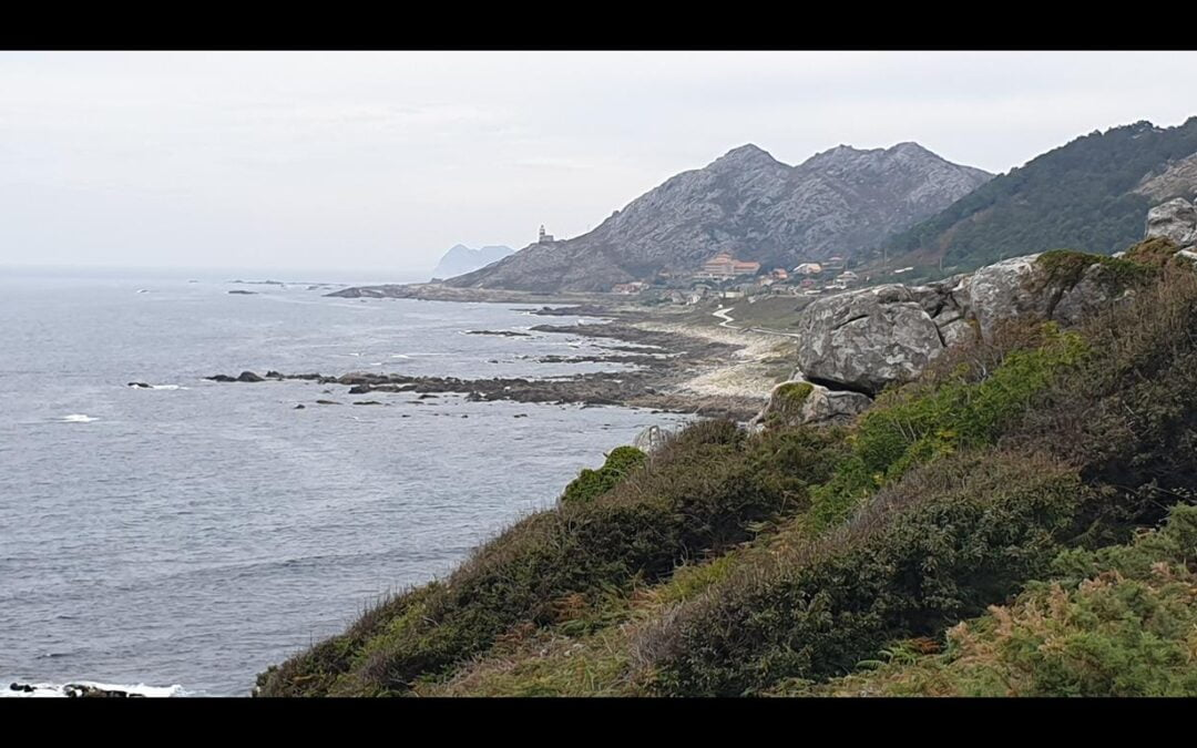 Segunda Etapa del Camino de Santiago por la Costa desde la Guardia: Oia-Baiona (8 km)