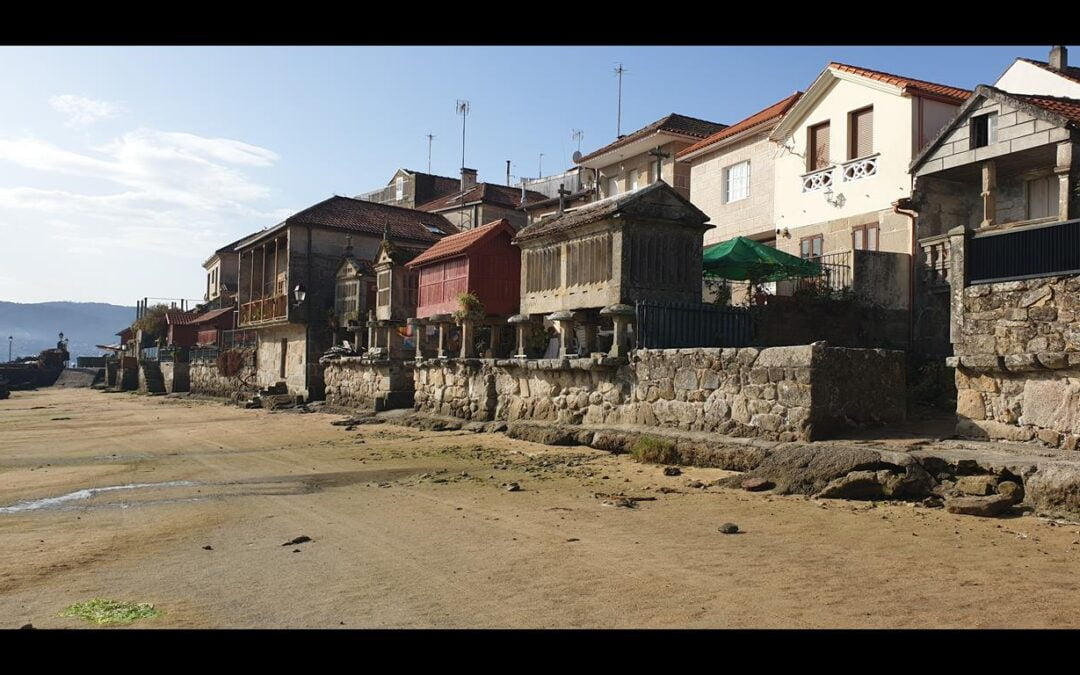 Quinta etapa del Camino Portugués por la Costa desde La Guardia: Pontevedra – Armenteira 21 km