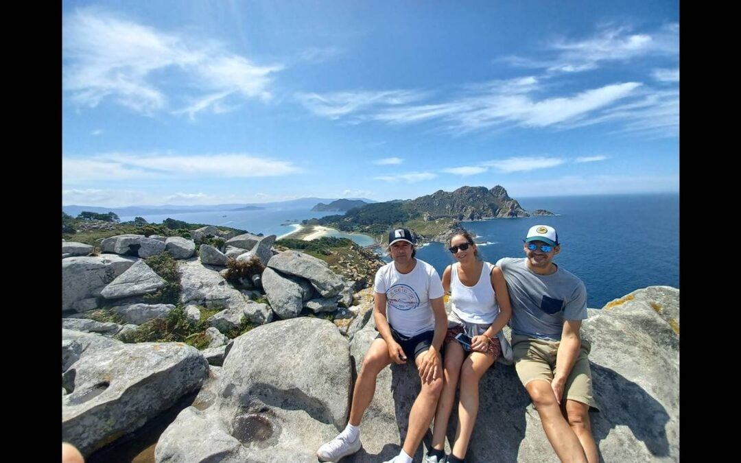 What to do in the Cies Islands❤️