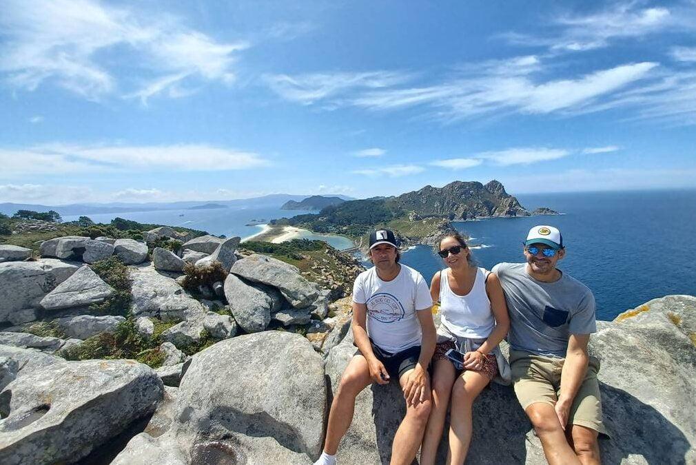 Que hacer en las islas Cíes ❤️